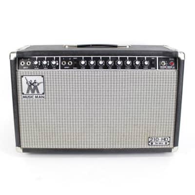 "Music Man 210-HD One Thirty 2-Channel 130-Watt 2x10"" Guitar Combo 1974 - 1979"