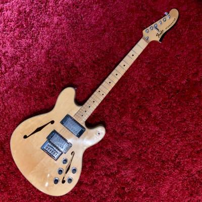 Vintage Fender Starcaster Blonde for sale