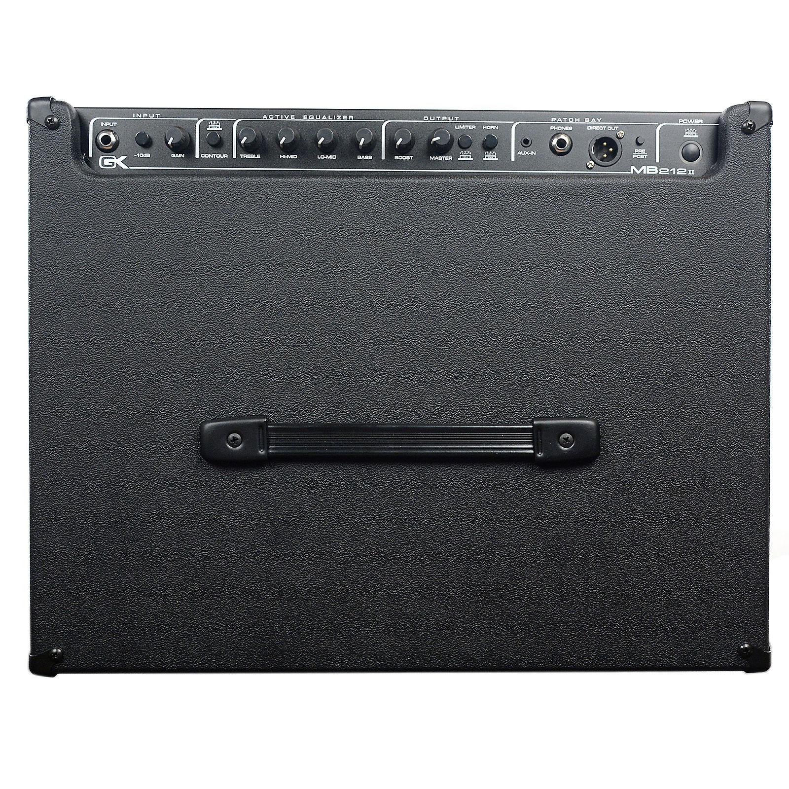Gallien-Krueger MB212-II Ultra Light Bass Combo 500W 2x12
