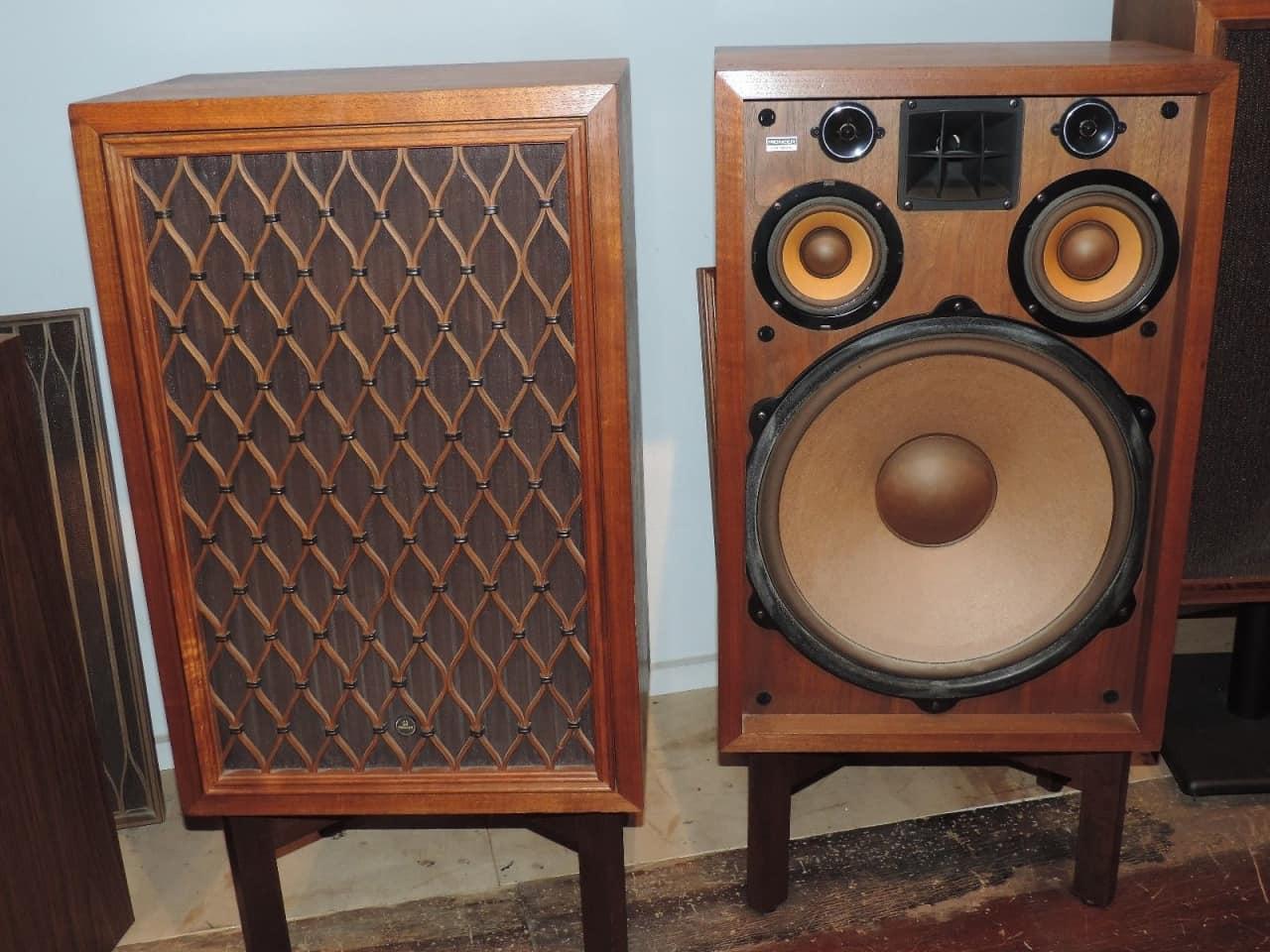 Pioneer CS-99A Vintage Floor Standing Speakers