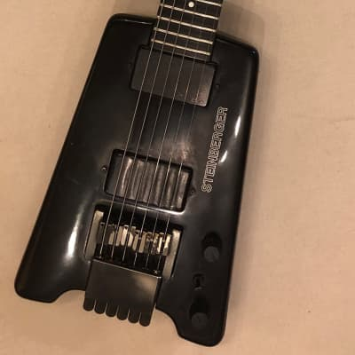Steinberger GL-2 1986 Black for sale