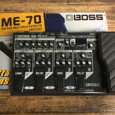 Boss ME-70 (Guitar Multi Effects Pedal)