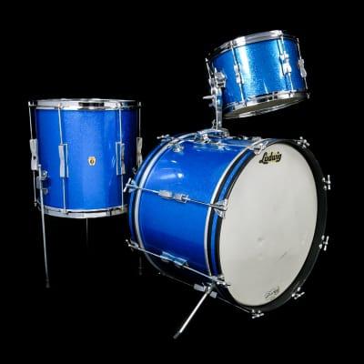 datant de Vintage Pearl Drums