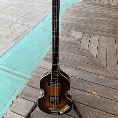 Hofner 500/1 Violin Bass 1968