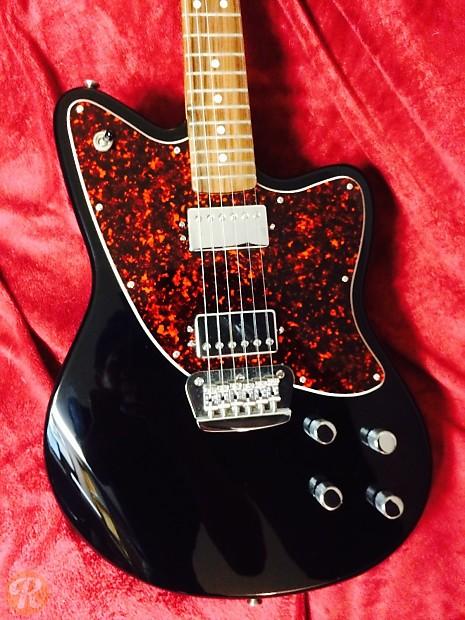 Fender toronado black 2002 reverb fender toronado black 2002 sciox Choice Image