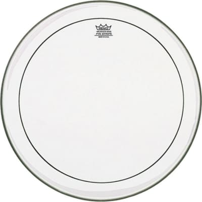 Remo PS-0316-00 Pinstripe Clear Drum Head 16 inch