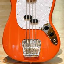 Fender Mustang Bass MIJ 1995 Dakota Red image