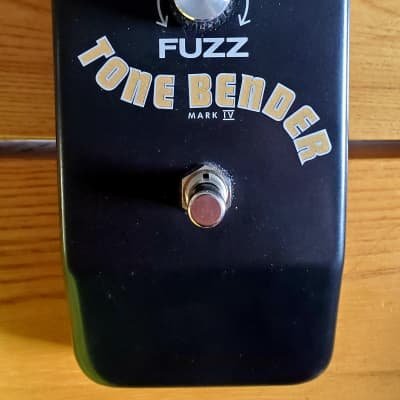Sola Sound Evil Son of the Green Bastard Tone-Bender Fuzz 2019 for sale