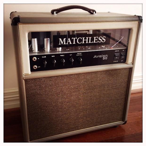 matchless avalon 30 amp class a boutique amplifier vintage reverb. Black Bedroom Furniture Sets. Home Design Ideas