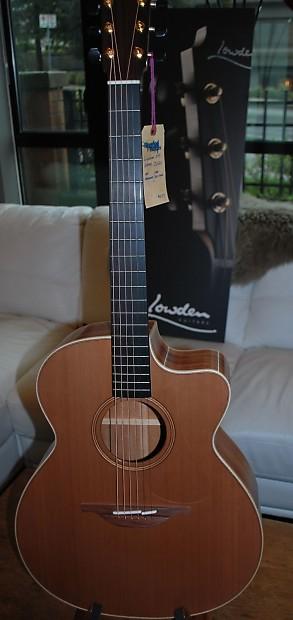 lowden o22 cutaway 2013 namm show guitar reverb. Black Bedroom Furniture Sets. Home Design Ideas