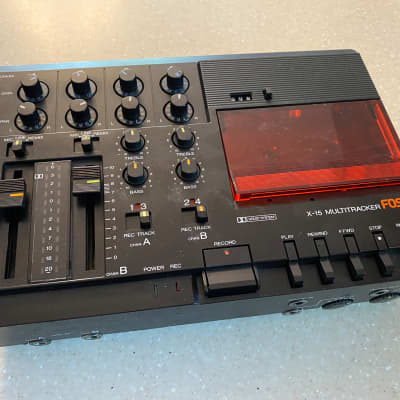 Fostex X-15 Multitrack Cassette Recorder