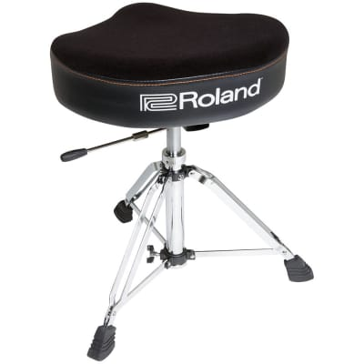 Roland RDT-SH Hydraulic Drum Throne with Saddle Seat