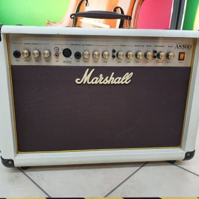 Marshall AS50D White