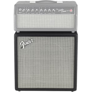 Fender Super Champ SC112 Enclosure - Black for sale