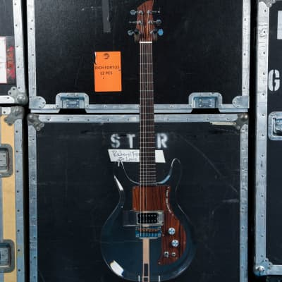 Ampeg ADA6 Dan Armstrong Lucite Guitar   COA: Stage-Played by Richard Fortus of Guns 'N Roses/P-Furs