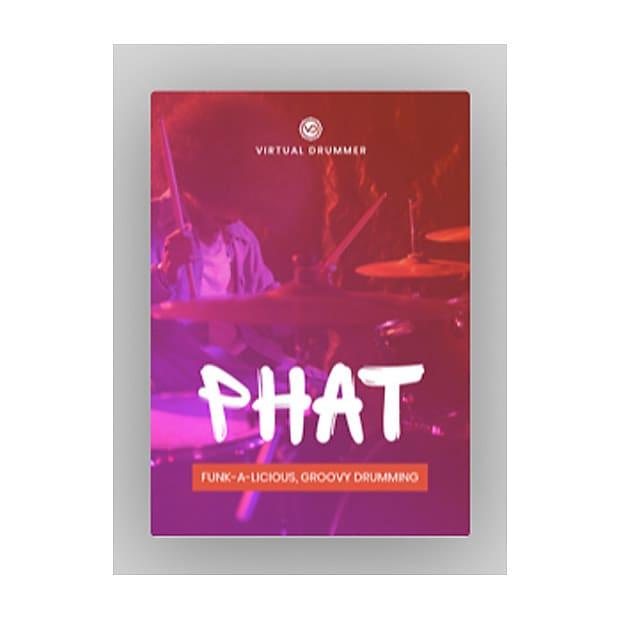 UJAM Virtual Drummer PHAT 2 | Recording Software Shop