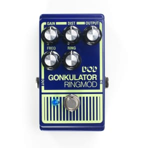 Digitech DOD Gonkulator Ring-Modulator Pedal for sale