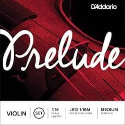 D'addario Prelude 1/2 Violin Strings