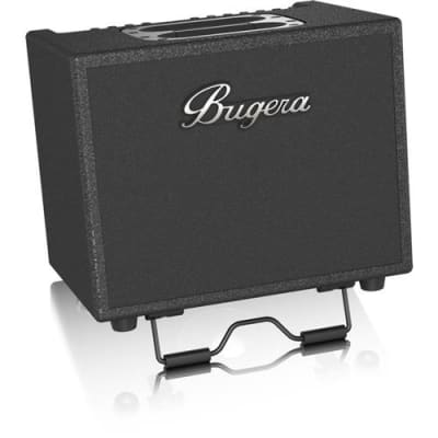 Bugera 60W 2-Channel Portable Acoustic Instrument Amplifier with Original Turbosound Speaker and Klark Teknik FX Processor