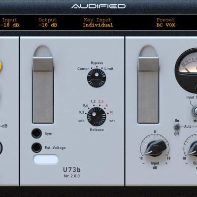 Audified u73b Compressor V2