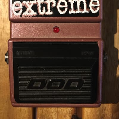 DOD GFX70 Extreme Distortion