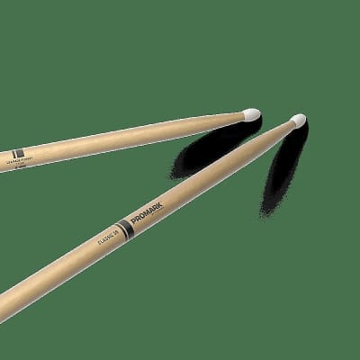 Pro-Mark TX5BN Classic 5B Nylon Tip (Pair) Drum Sticks