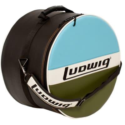 """Ludwig LX14BO Atlas Classic 14x14"""" Floor Tom Bag"""