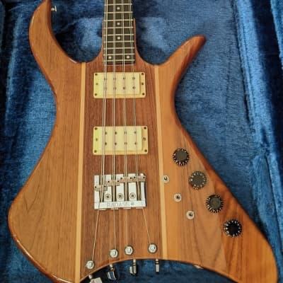 Kramer  XL-8 / 1970s / Natural / 8 string / Aluminum Neck for sale