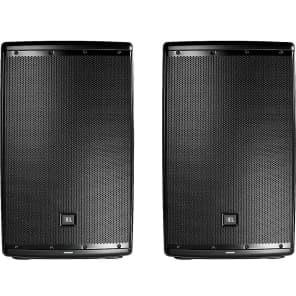 """JBL EON615 2-Way 1000-Watt 15"""" Active Loudspeakers (Pair)"""