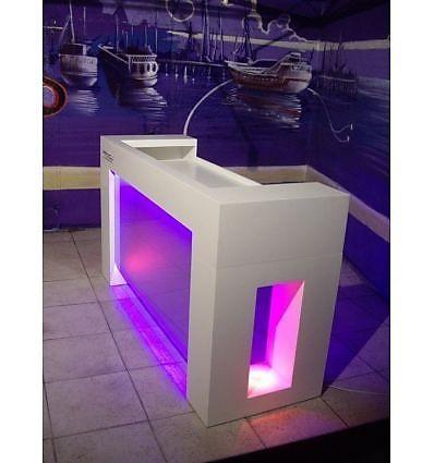 Pro Dj Stand Basic Led Mk2 Mueble Cabina Madera Discoteca | Reverb