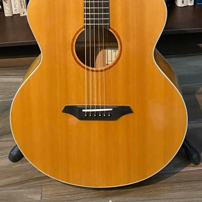 Custom Acoustic Baritone Guitar LCM Estes FT 17-B 2020