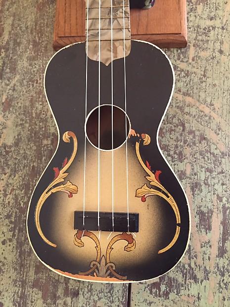 1920s or 1930s vintage richter soprano ukulele pearloid reverb. Black Bedroom Furniture Sets. Home Design Ideas
