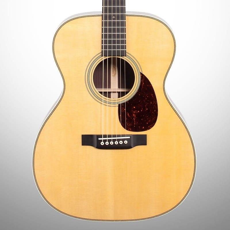 Best Acoustic Guitar Cases 2018 : martin 2018 om 28 redesign acoustic guitar with case reverb ~ Vivirlamusica.com Haus und Dekorationen