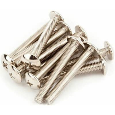 Fender 10-32x1-1/2  Chassis Mounting Screw for Amplifiers, 12 Pieces