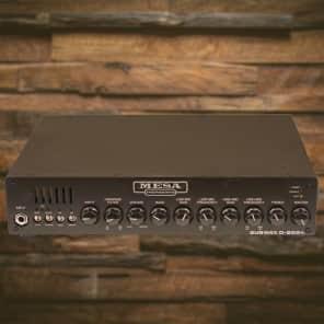 Mesa/Boogie Subway D-800  PLUS Lightweight 800W Bass Head for sale