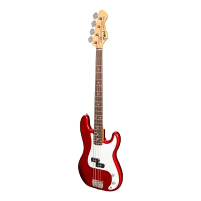 Tokai Vintage Series APB97 'Hard Puncher' P-Style Electric Bass (Metallic Red) for sale