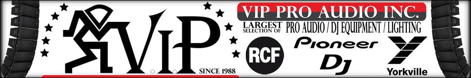 VIP PRO AUDIO INC
