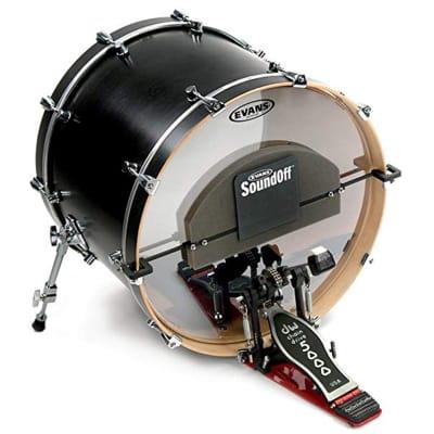 Evans SOBASS SoundOff Universal Bass Mute