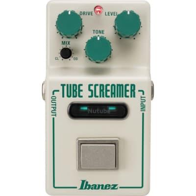 Ibanez Nu Tube Screamer NTS Overdrive Pedal