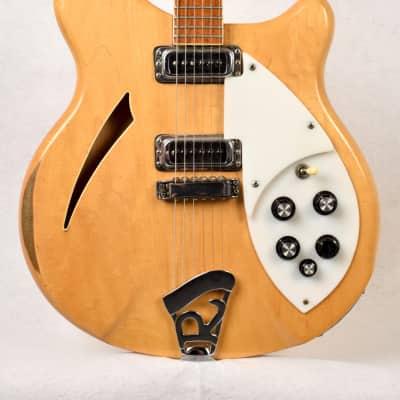 Rickenbacker 360 1973 Mapleglo for sale