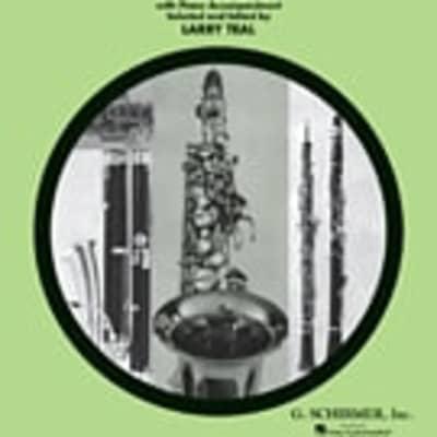Solos for the Alto Saxophone Player: Alto Sax and Piano Accompaniment CD