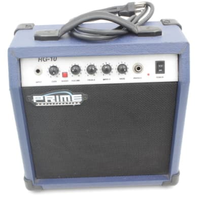 Prime RG-10 Amp- LOCAL CHICAGOLAND PICKUP ONLY for sale