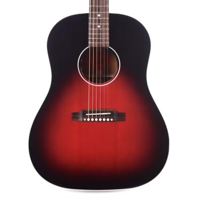 Gibson Montana Custom Shop Slash J-45 Vermillion Burst (Serial #20620025)