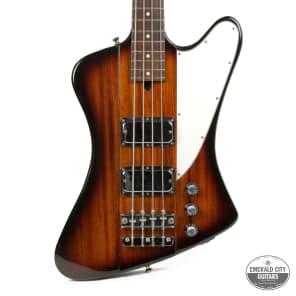 Mike Lull T-4 Thunderbird Bass Sunburst for sale
