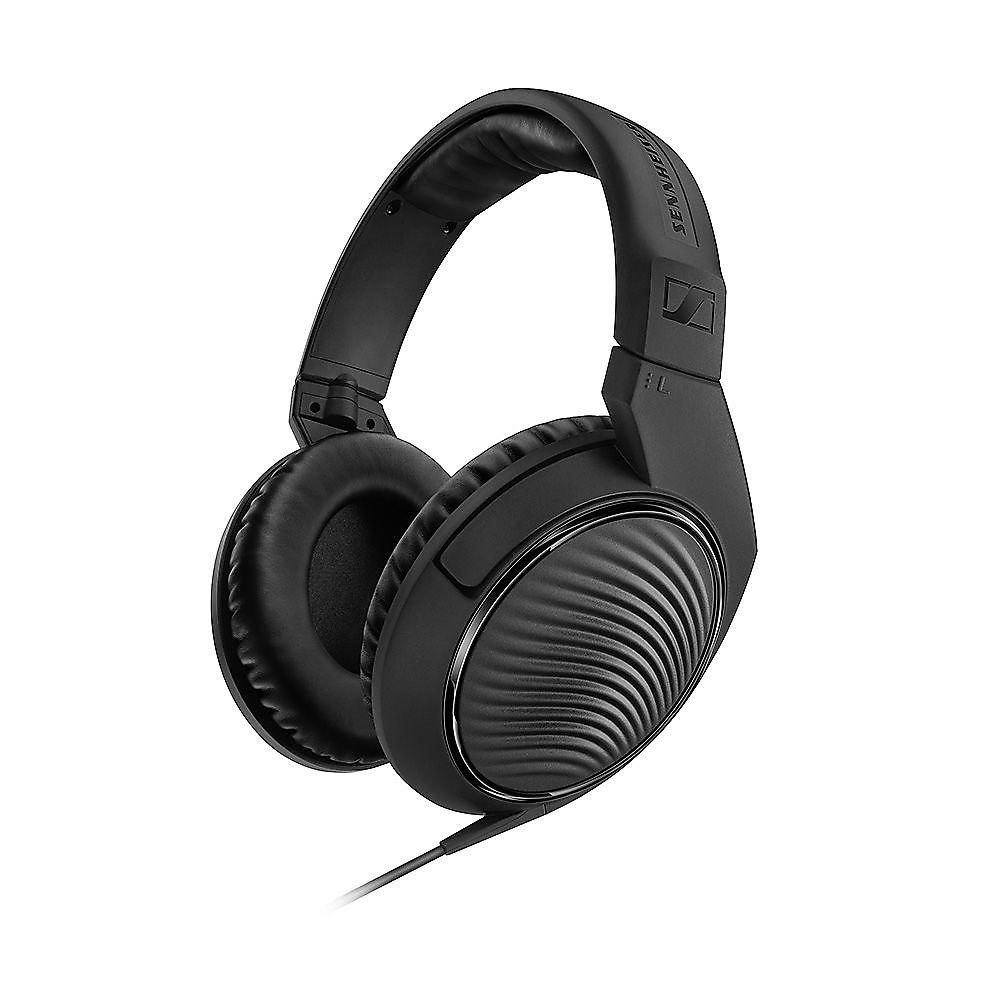 Sennheiser HD 200 Pro Closed-Back Over-Ear Headphones | Reverb