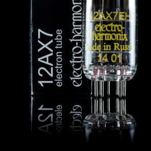 Electro-Harmonix 12AX7EH Preamp Vacuum Tube - Single