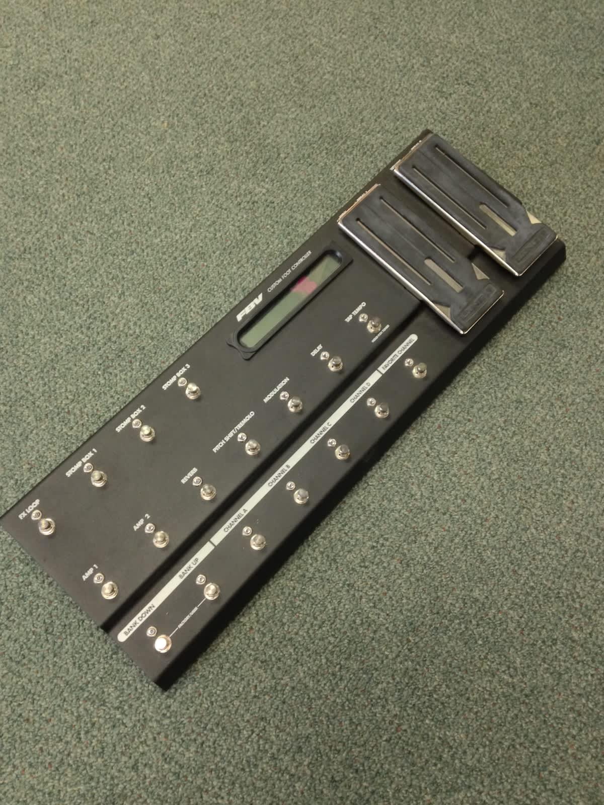 line 6 fbv longboard manual