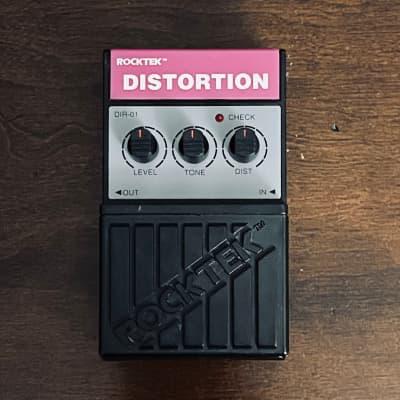 Rocktek DIR-01 Distortion Black for sale
