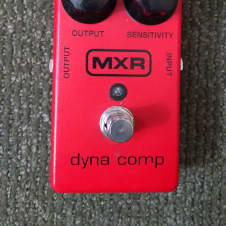 MXR Dyna Comp with Monte Allums Upgrade