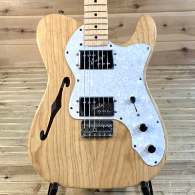 Fender 2009 Classic Series '72 Thinline Telecaster Electric Guitar - Natural USED for sale